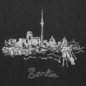 Berlin City - Germany - Tote Bag