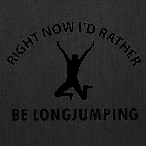 long jump designs - Tote Bag