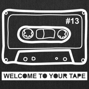 Welcome to your tape - Tote Bag