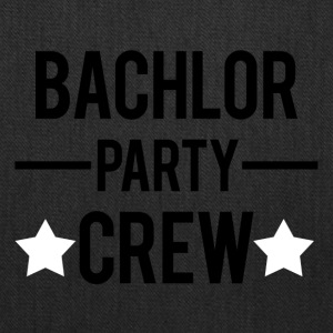 BACHELOR PARTY CREW - Tote Bag
