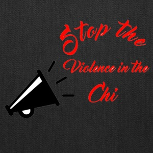 Stop the violence - Tote Bag