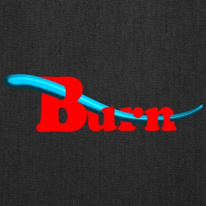 burn1 - Tote Bag