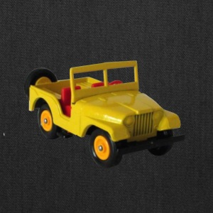 YELLOW JEEP - Tote Bag