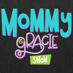 Mommy and Gracie Show Summer Styles - Tote Bag