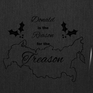 Donald is the Reason - Tote Bag
