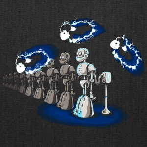 Robots Dream of Electric Sheep - Tote Bag