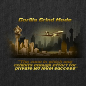 Gorilla Grind Mode - Tote Bag