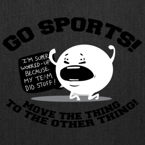 Go Sports - Tote Bag
