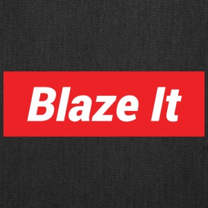 Blaze It Supreme Design - Tote Bag