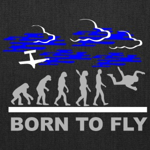 Born to fly1 - Tote Bag