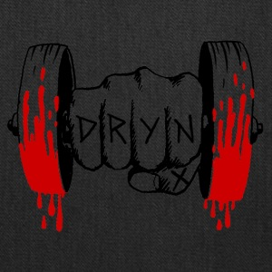 Bloody DRYNX fist - Tote Bag