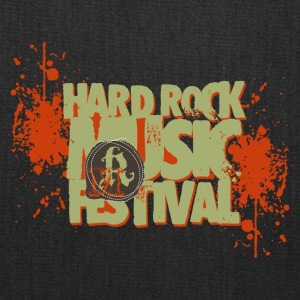 hard rock festival - Tote Bag