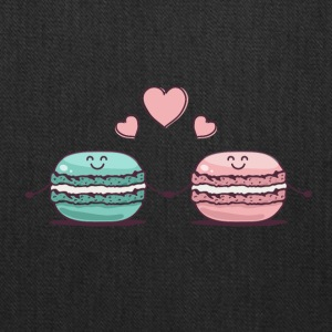 Macarons Couple - Tote Bag