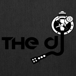 THE DJ - Tote Bag