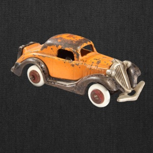 RUSTY TOY CAR - Tote Bag