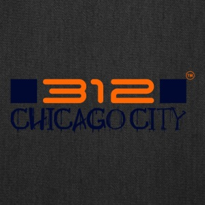 312CHICAGO CITY - Tote Bag