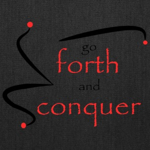 Forth and conquer - Tote Bag