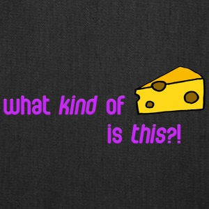 What kind of Cheese - Volume 2 - Tote Bag