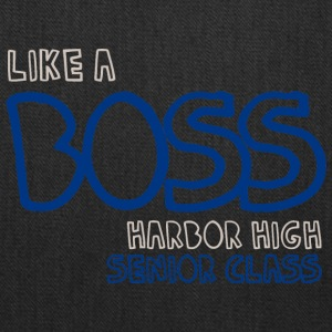 Like A Boss Harbor High Senior Class - Tote Bag