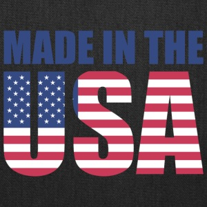 Made in USA Motive - Tote Bag
