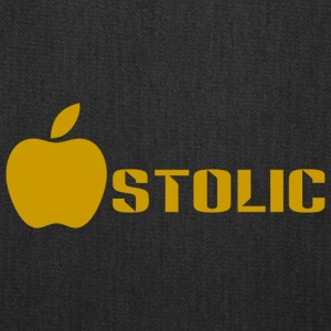 Apple Stolic - Gold - Tote Bag