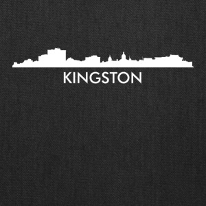 Kingston Jamaica Skyline - Tote Bag