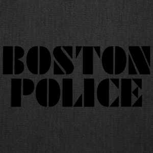 boston police - Tote Bag