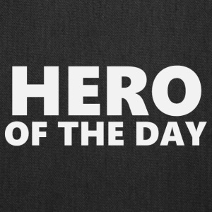 Hero of the day 1 (2202) - Tote Bag