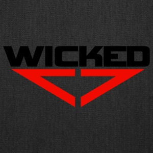Wicked red - Tote Bag