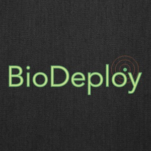 BioDeploy Logo Deep Green - Tote Bag