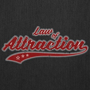 Law of Attraction (retro Color) - Tote Bag