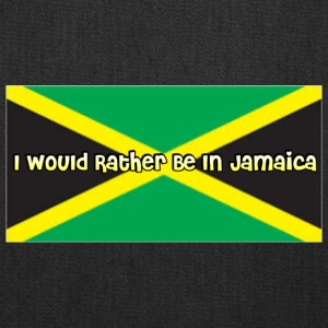Rather Be In Jamaica - Tote Bag