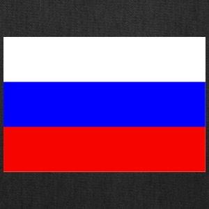 Russia Flag - Tote Bag