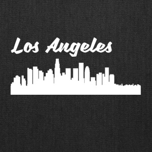Los Angeles CA Skyline - Tote Bag