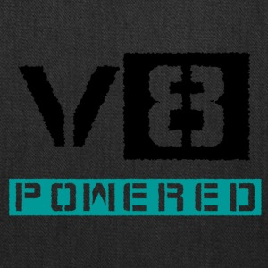 V8 powered - Tote Bag