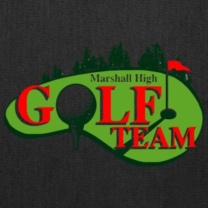 Marshall High Golf Team - Tote Bag
