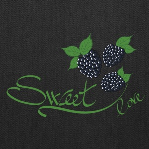 blackberry sweet fruit - Tote Bag