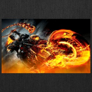 The Ghost Rider - Tote Bag