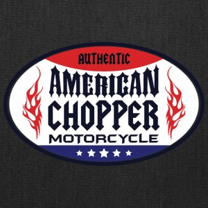 AMERICAN_CHOPPER - Tote Bag