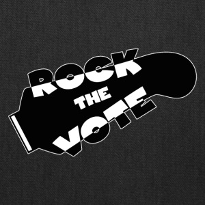 Guitar Rock The Vote - Tote Bag