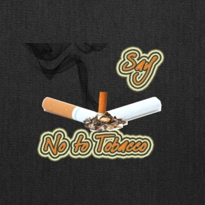 World no Tobacco Day no Smoking - Tote Bag