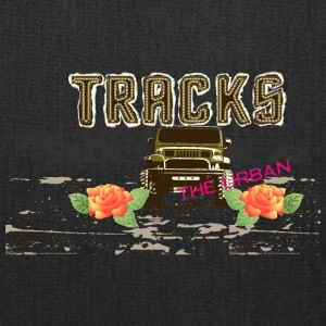 TRACKS - Tote Bag