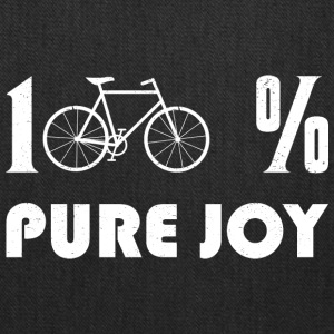 100 % Pure Joy - Tote Bag