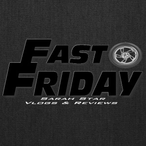 Fast Friday Black - Tote Bag