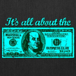 It s All About The Marshall High School Business C - Tote Bag
