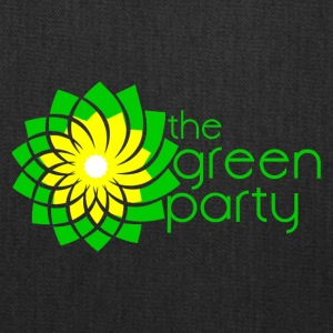 The Green Parti I - Tote Bag