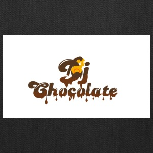 dj chocolate - Tote Bag