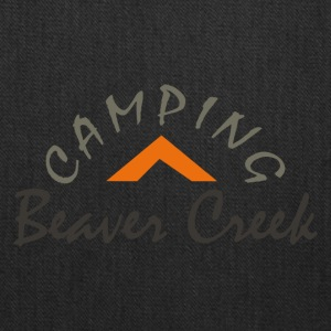 Camping Beaver Creek - Tote Bag