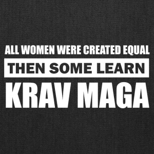 krav maga design - Tote Bag