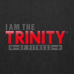 I AM THE TRINITY OF FITNESS - Tote Bag